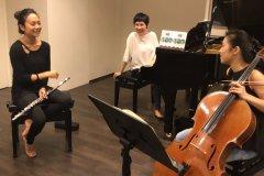 2017.10.24 《藝起Rise》Trio con Brio三重奏音樂會    國家演奏廳