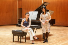 Ashley Fu-Tsun Wang, Antares Falling for flute and piano Flutist/ Melody Chua
