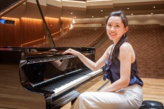 2014.02.12 21st Century Commission Competition Winners Concert,  Composer/ Ashley Wang, Pianist/ Ya-Wen Wang